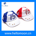 Gorra de béisbol del estilo del verano del sombrero del animal doméstico para perros