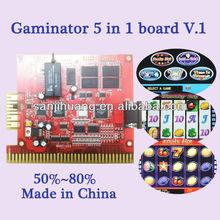 Gaminator 5 in 1 game board(60%~95%)