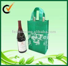 New style non woven wine bottle bag/wine bag