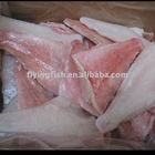 frozen Atlantic red fish filelts