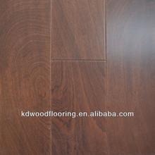 African Sapele engineered hardwood flooring