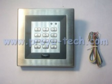 Metal housing ,waterproof special for outdoor use RF access controller PY-AC90