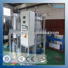 Black Diesel engine oil purifier / fuel engine oil purification Regeneration System-YUNENG products
