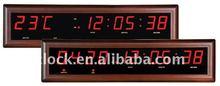 LED digital calendar clock