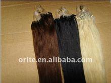 Wholesale Price Loop Human Hair Fashion Source Hair