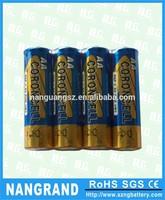 R6p aa heavy duty battery
