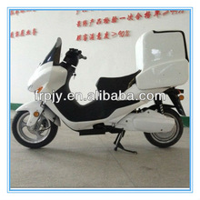 fiberglass accessories of delivery box bike with rubber cushion for food delivery