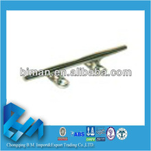 Stainless steel yacht cleat(open base)