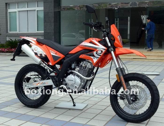 125cc dirt bike BX125-17