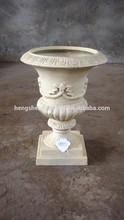 antique decorative garden urns/garden pots/garden vase