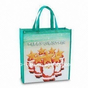 reusable shopping bag with logo