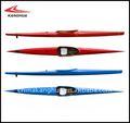 kayak de mer en fibre de carbone