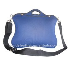 Fashion 17.5 neoprene laptop computer bag
