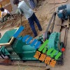 LK 400 clay brick machine red brick machine