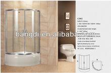 C082 sector design shower enclosure
