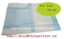 absorbent pet training pad