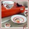 wholesale ceramic porcelain tableware dinner set plate and bowl