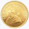 South Aferica customized gold coating souvenir coin