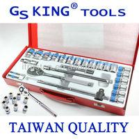 "GS KING TOOLS1/2""DR 24PCS SOCKET SET tool set"