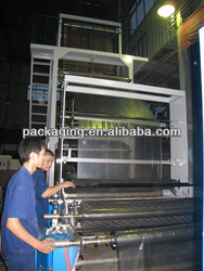 PE plastic film blowing machinery(CE)