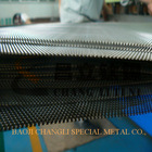 Perforated titanium mesh sheet