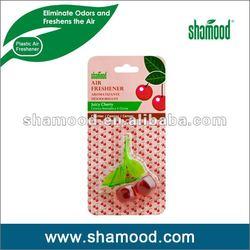 Cherry Shape Gel Hanging Car Air Freshener
