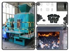 Coal/charcoal/iron dust briquetting machine