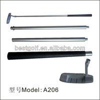 A206push rod set,golf putter,good quality golf putting club