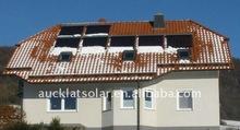Solarkeymark Heat pipe Solar collector panel