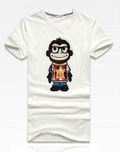 lady tee shirt printing,fashionable printing cotton t-shirt.