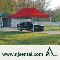 3X6M Aluminum Popup Heavy Duty Tent Industrial Marquee Gazebo Folding Market Canopy Plastic Car Parking Carport Gazebo Tent