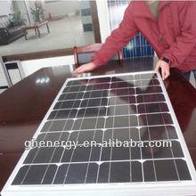 Best Sellers Monocrystalline 50W Prices For Solar Panels