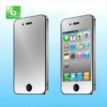 Brand new for iphone 4 mirror screen protector