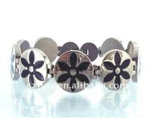 Newest bio magnetic titanium bracelet