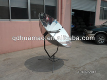 concentrated solar power,solar metal cooker,express cooker