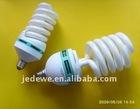 half spiral energy saving bulbs