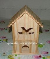 Wooden Bird Cage Wooden Bird House Wooden Bird Carrier