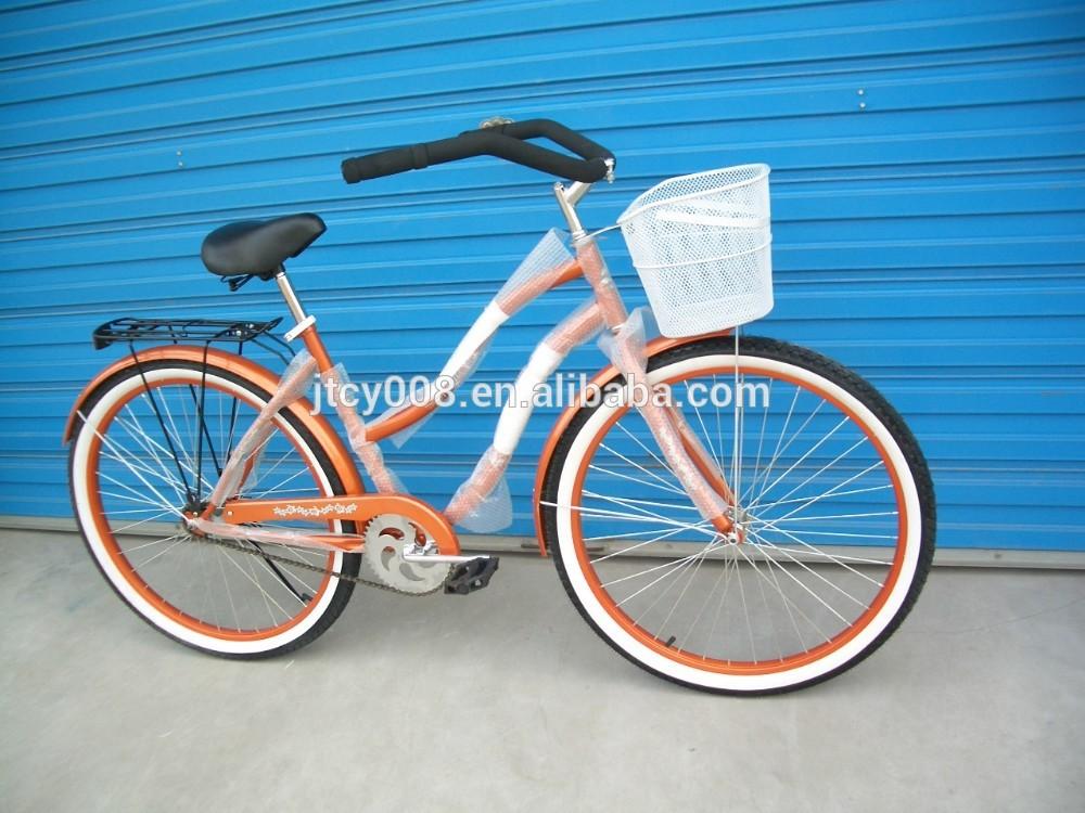 """26"""" Beach Cruiser Bike/ chopper bicycle beach cruiser bike/ cruiser bike"""
