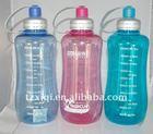 2000ML PROMOTIONAL PLASTIC WATER BOTTLE water jug