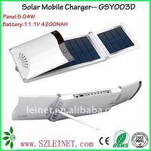 12000MAH solar power laptop charger