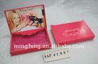 Classic plastic pink cosmetic Case 2014