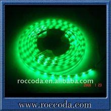 hot!!!!SMD 5050 220v ip65 led 120V green led strip holiday shop ip65