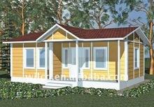 prefabricated hotel/family villa