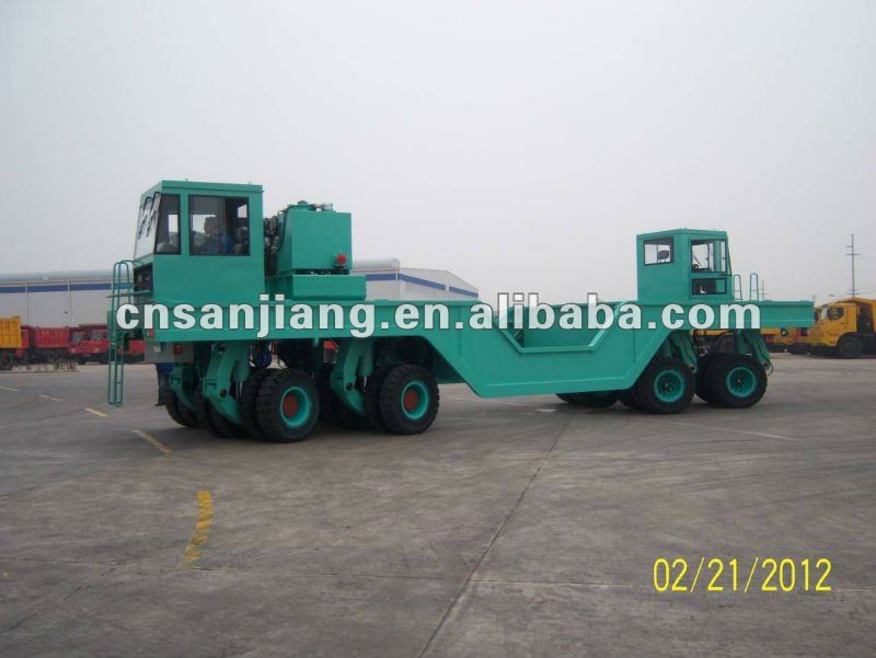 WTWG200B Hot metal ladle Transport Vehicle