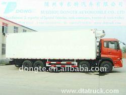 DFL1311A3 Freezer Truck new refrigerator truck reefer van refrigerated trailer,Freeze truck 3~30 ton etc TOM: 86-15271357675