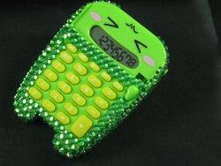 Plastic cute scientific calculators for promotion gifts