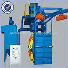 Q378E hook sand blasting machine /shot blaster
