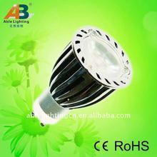 good quality dimmable GU10 3*2W led lamp bulb