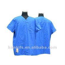 Custom Cotton Nurse Uniform Design