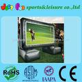 qualidade comercial inflável filme em tela inflável de publicidade
